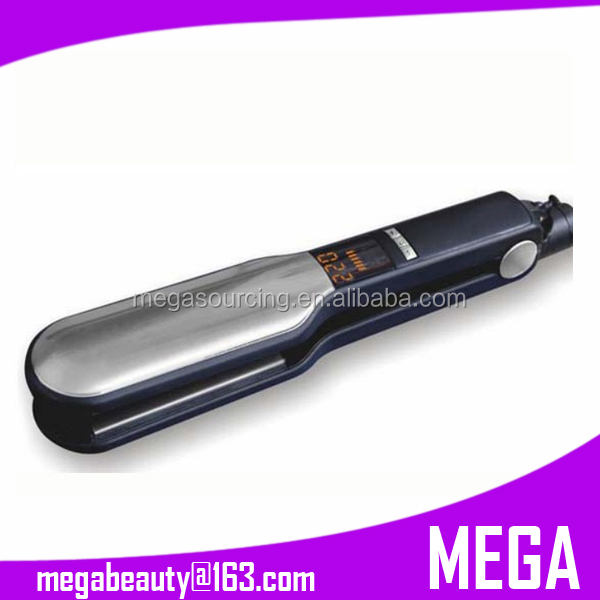 Nano Titanium LCD Hair Straightener