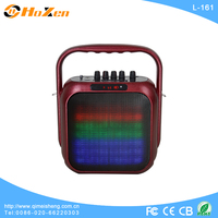 Supply all kinds of speaker stocklot,dj speaker with disco light