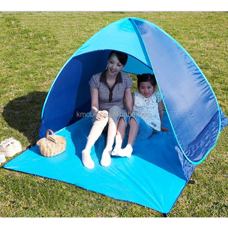 Outdoor Camping Travel 2-4 person Automatic Instant Pop Up Tent New