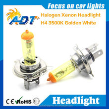 Best car deals 12V 60/55W 3500K H4 Plasma Halogen Bulbs P43T Head lamps for Jetta for hyundai for toyota