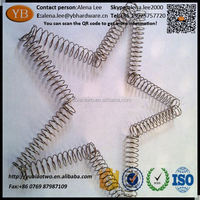 Custom Steel Spring For Shock Absorber ISO/TS16949 Passed