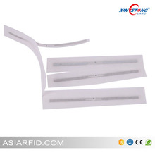 Writable long range rfid jewelry tag with uhf alien h3 chip for store