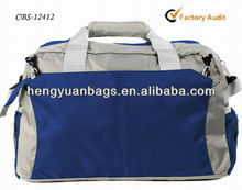 2015 Navy blue sport time traveling bag