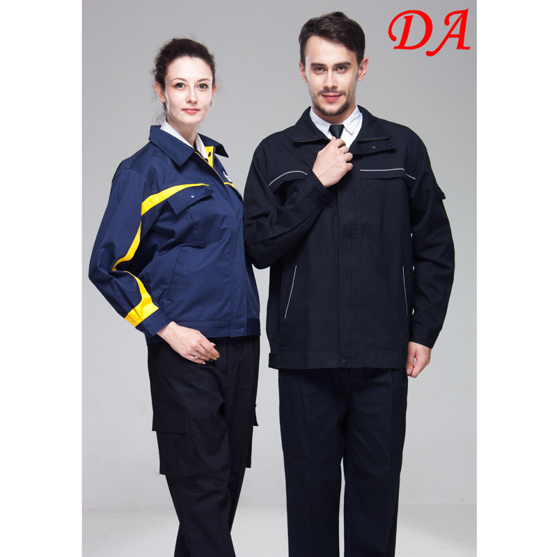 Labor Black acid free Chemical Protective Clothing