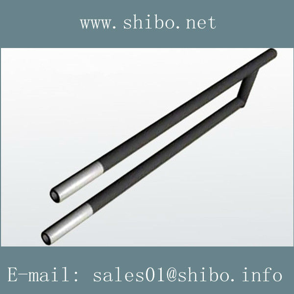 Durable sic heating element(ISO9001:2008) h shaped