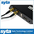 SYTA Car DVB T2 S2013C 4 antennas hd car dvb-t2 car digital tv receiver fully compatible with car dvb