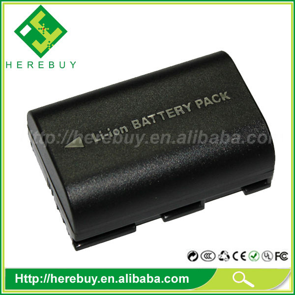 Digital Camera Battery for Canon LP-E6 LPE6 EOS 5D Mark II