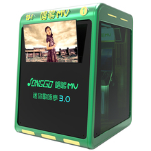 Hotest produk self-service mesin luxury jukebox karaoke bernyanyi