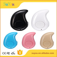Ultra Mini Wireless Invisible Bluetooth 4.0 in-Ear Music Earphone Earbud Headset, Headphone with Microphone for iPhone