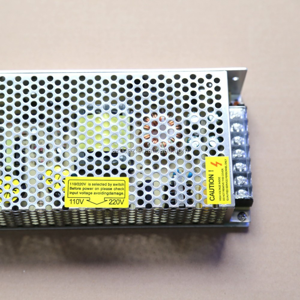 60W AC to DC Switching power supply 12V constant voltage led driver power
