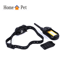 Newest hot sale rechargeable dog led training collar with remote