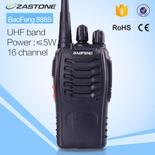 2016 popular radio UHF 400-470MHz frequency two way radio baofeng bf-888s