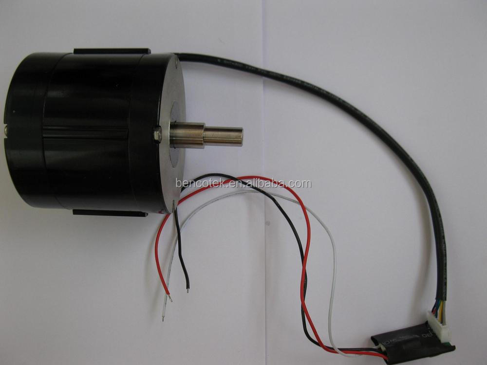 hair dryer brushless DC motor