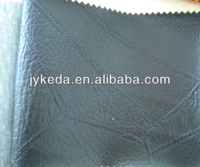 embossed sofa leather,pvc embossed leather for Sofa/ carseat/bags