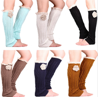 wholesale Cheap Boot socks,Women's Leg Warmers,Knitted Leg Warmer