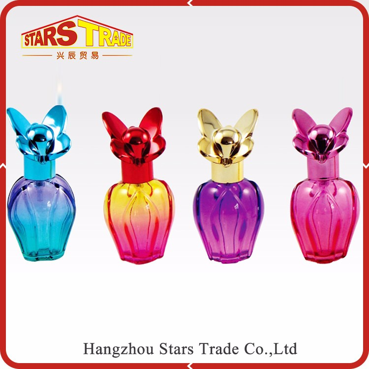 Wholesale Vintage Fancy Glass Perfume Bottle With Atomizer From China Supplier