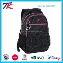3 compartment Brand Laptop Bag Backpack for WOmen