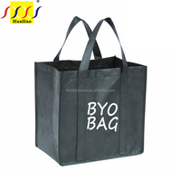 new style pp nonwoven bag for promotion,eco-friendly recyclable pp nonwoven bag