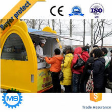 High quality multifunction bike food cart made in China with low price