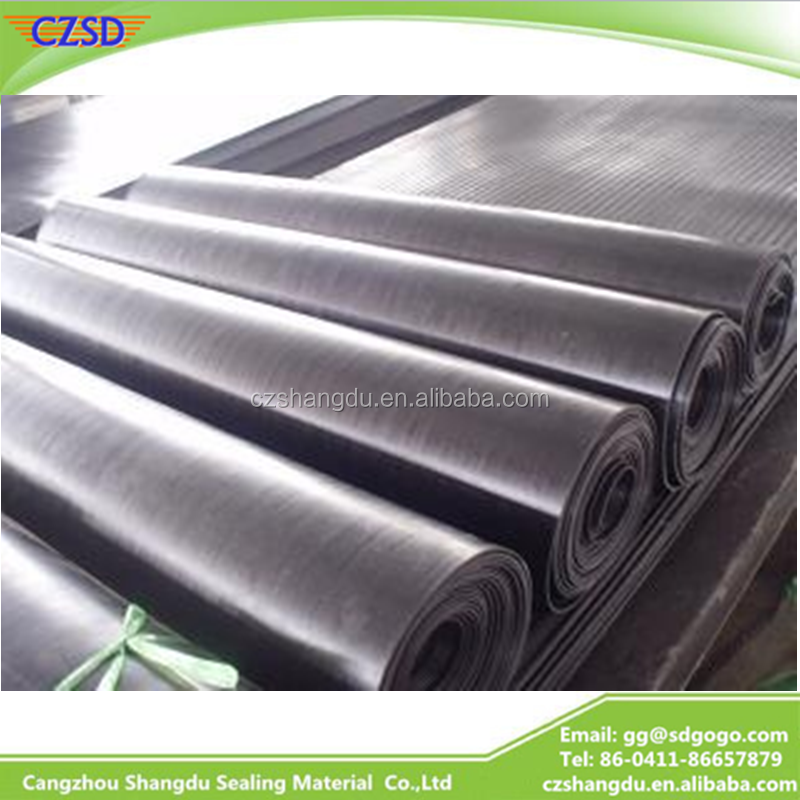 SD NBR oil resistance rubber sheeting