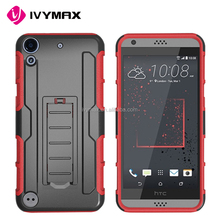 Low price china mobile phone case heavy duty unbreakable robot waterproof case for HTC 530