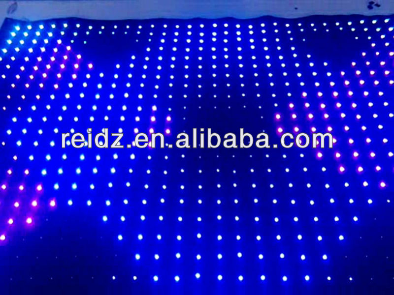 amusement park theme park party decorations with wall screen led light