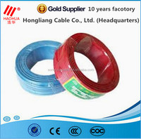 High quality Aluminum/Copper conductor PVC Insulated Outdoor Electrical Wire