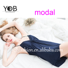 Sexy fantastic nighty model quality lace slip nighty dresses for ladies.