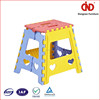 Factory Wholesales Cheap 100% Test Colourful Kids baby step stool acrylic shower stool camping stool