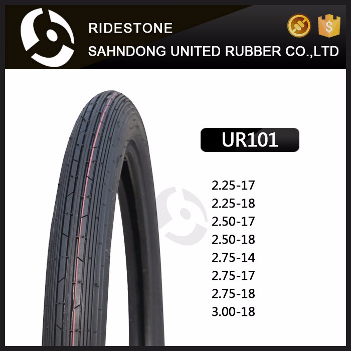 Top Grade Hot Sell MOTORCYCLE TIRE 2.25-17