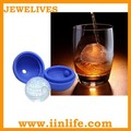 Wine accessory silicone molds football ice cube tray