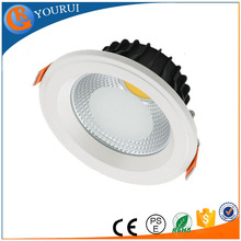 High power dimmable 30w cob rectangular led downlight