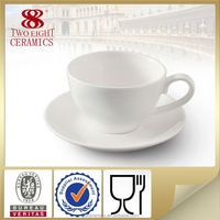Wholesale guangzhou china drinkware, cappuccino cup, bone china coffee cup