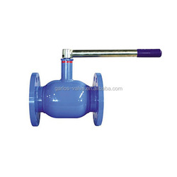 Handle Type Flange End Fully Welded Ball Valve
