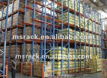 Driving in steel rack,pallet racking system,storage shelving
