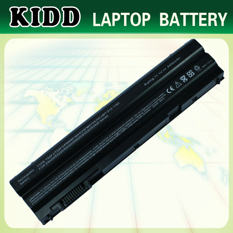 11.1V 48wh Li-ion Laptop Battery for dell E6420 8858X