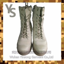 [Wuhan YinSong]desert leather tactical boots 511 military boots training boots for men