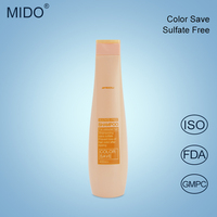 Natural Organic Shampoo Brands Factory Wholesale Color Save Sulfate Free Shampoo And Conditioner