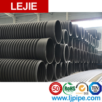 "Hdpe 4"" Tube gated irrigation pipe price"