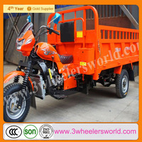 China Alibaba Supplier 2014 New Design pickup lifan tricycle /Custom 300cc Water Cooled 3 Wheeler Motorcycle for Sale