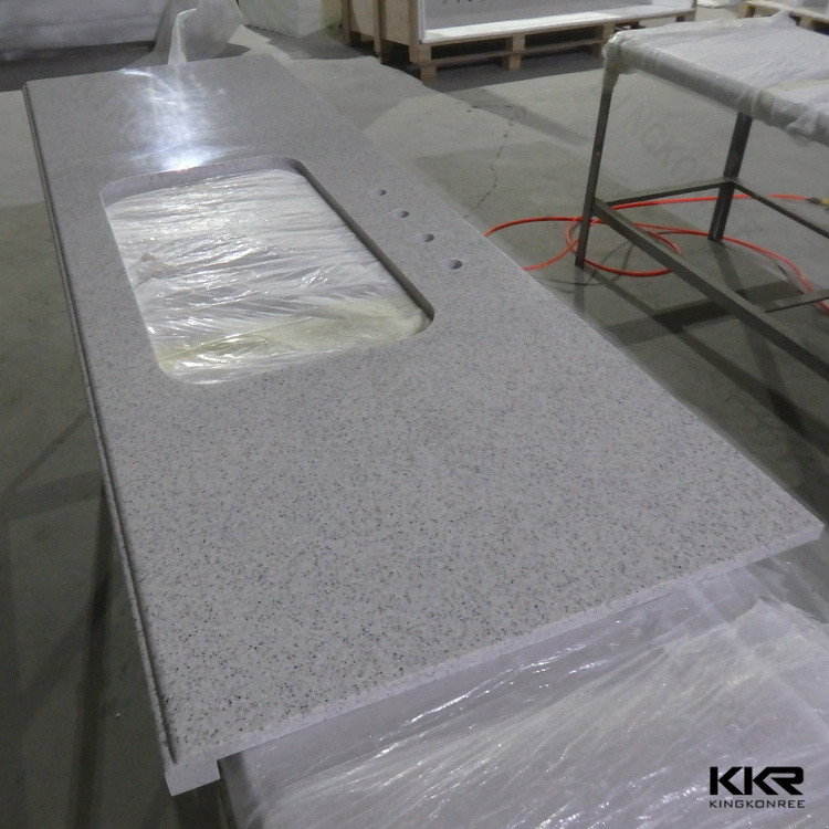 Synthetic Pure White Quartz Stone Countertops Cheap Buy