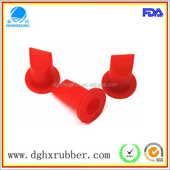 china factory supply of rubber pinch valves