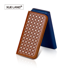 2017 new design china supplier leather mobile phone cover for apple iphone case