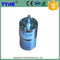 Professional made new product DC Gear electric motor 12v 5kw