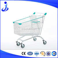 Wanzl trolley/hot selling high quality cheap price shopping cart, trolley cart, shopping trolley for super
