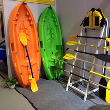 XUTIAN brand plastic Kayak made by rotational machine and mould