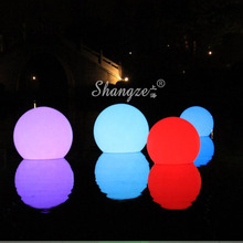 Outdoor design high brightness led crystal magic ball light