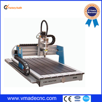 made in China/cheapest price/vmade new cnc rout machine for wood for advertising board