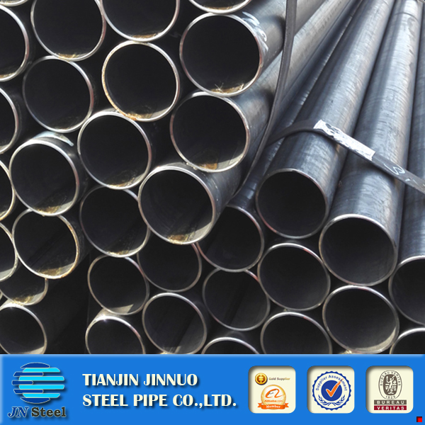 4 6 12 inch A53 schedule 20 black carbon steel pipe price list per ton / meter