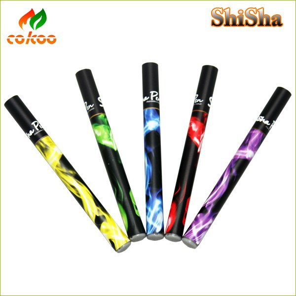 Alibaba China 2015 cheap e cig 500puffs custom e shisha pen wholesale
